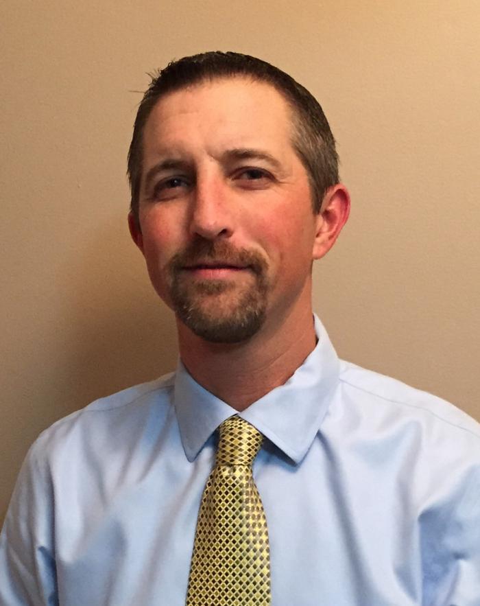 Eric Dreikosen, District Manager