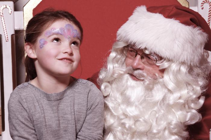 Winterfest Santa