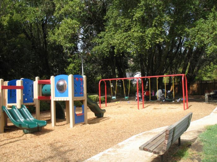 Las Gallinas Park